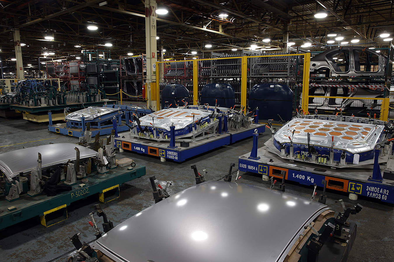 Ford Local Manufacturing Steel Jpg