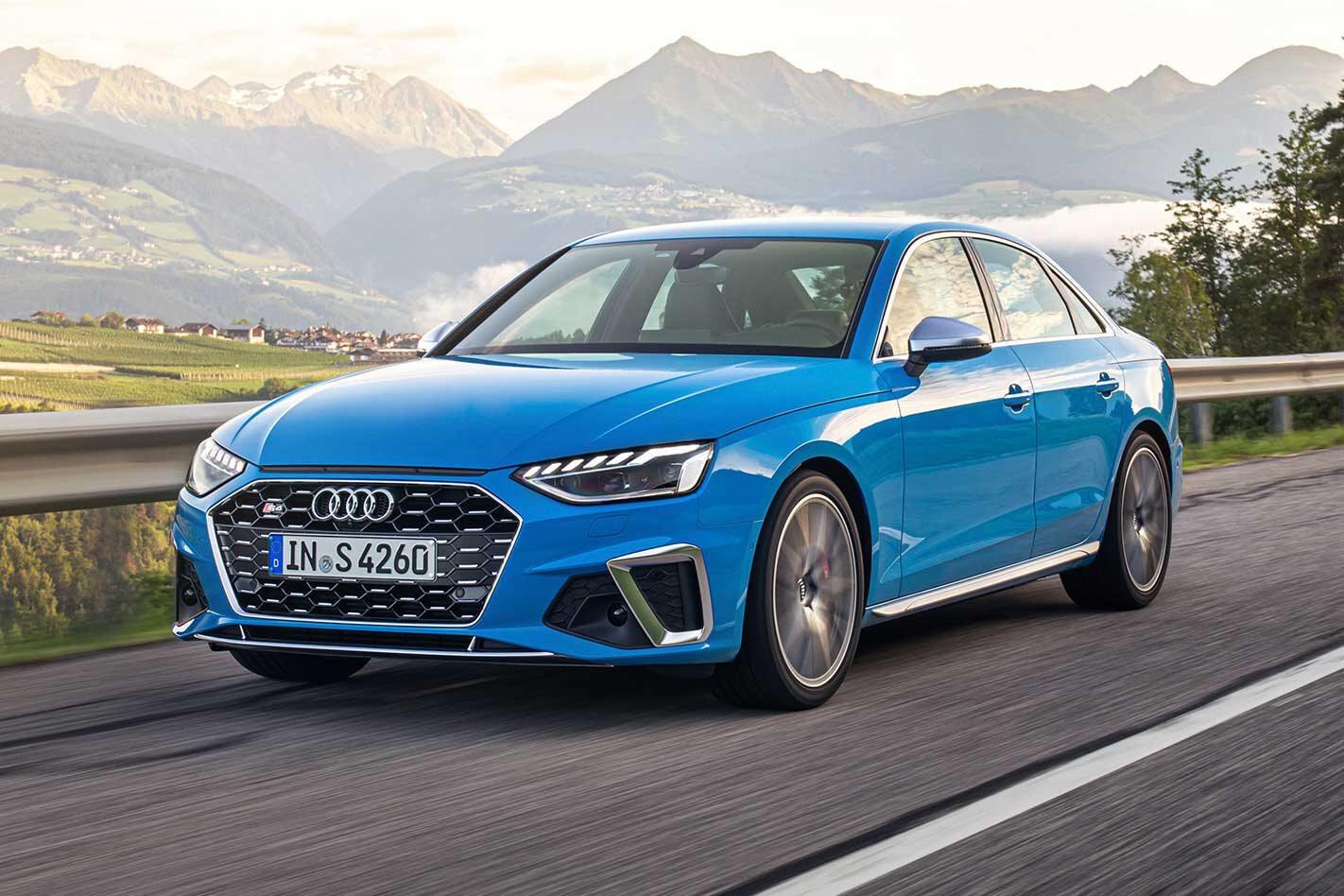 2019 Audi S4 TDI performance review