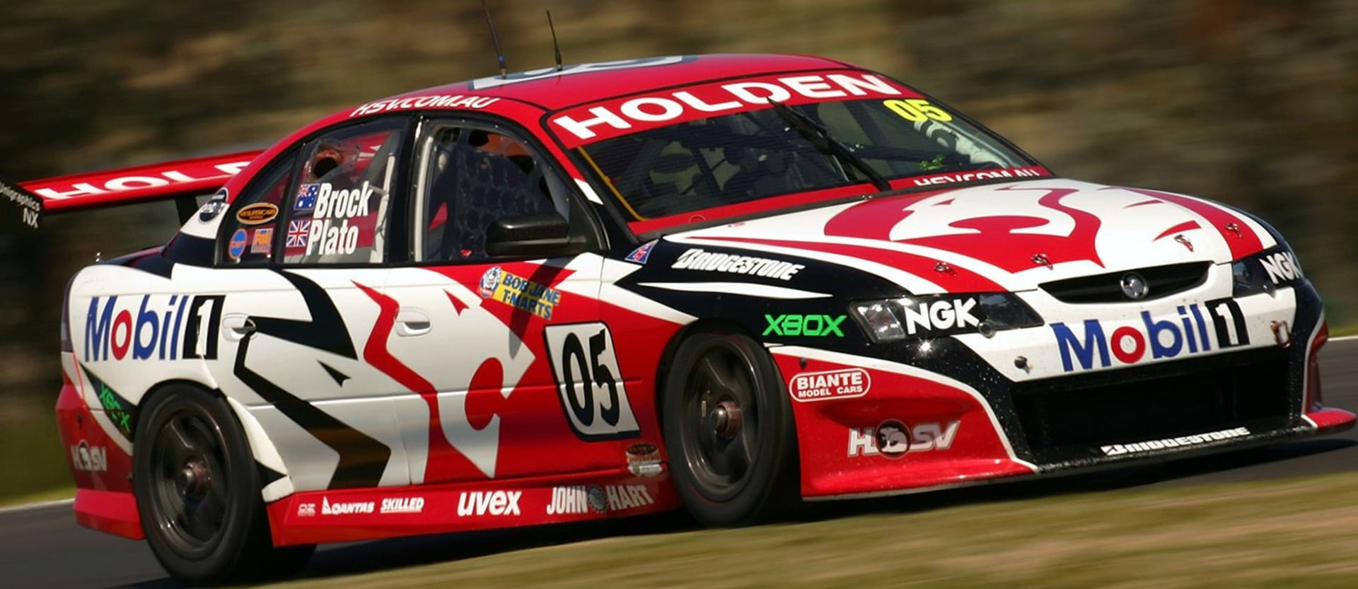 Peter Brock V 8 Supercar Commodore For Sale Main Jpg