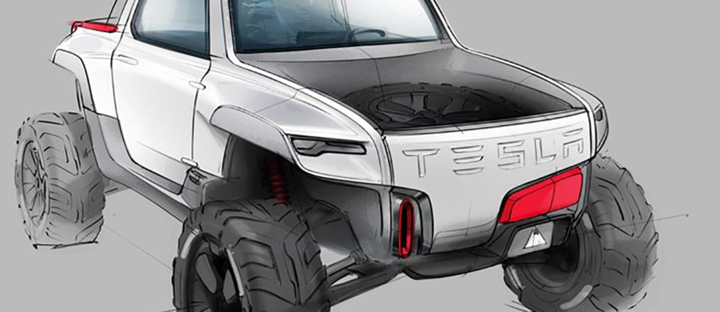 Elon Musk reveals timeline for all-electric pickup