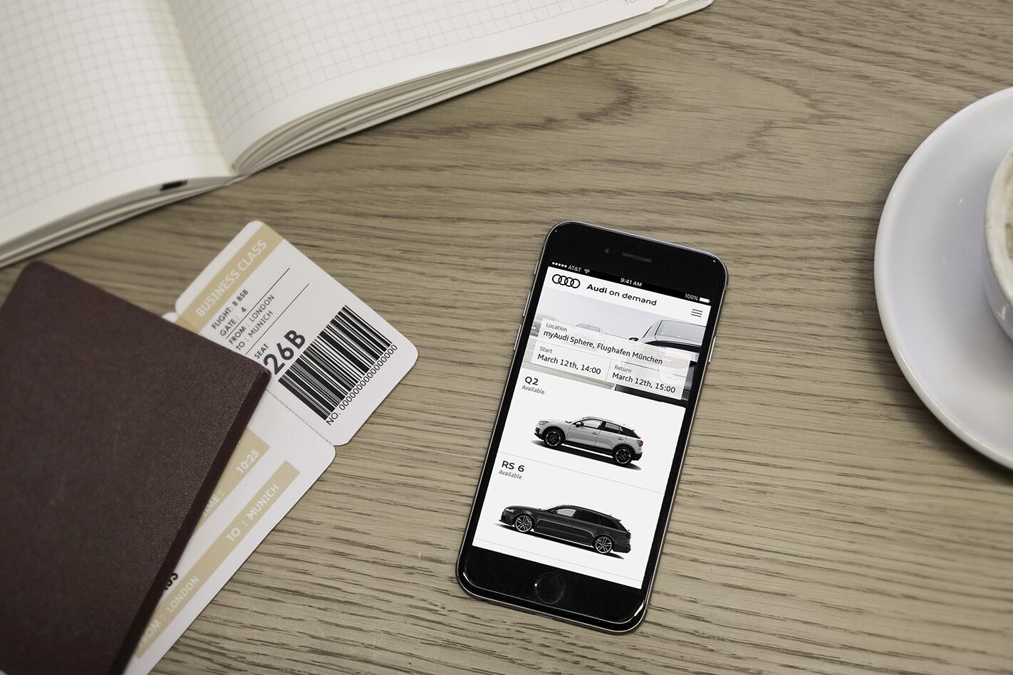 Subscription Service Cars Audi Jpg