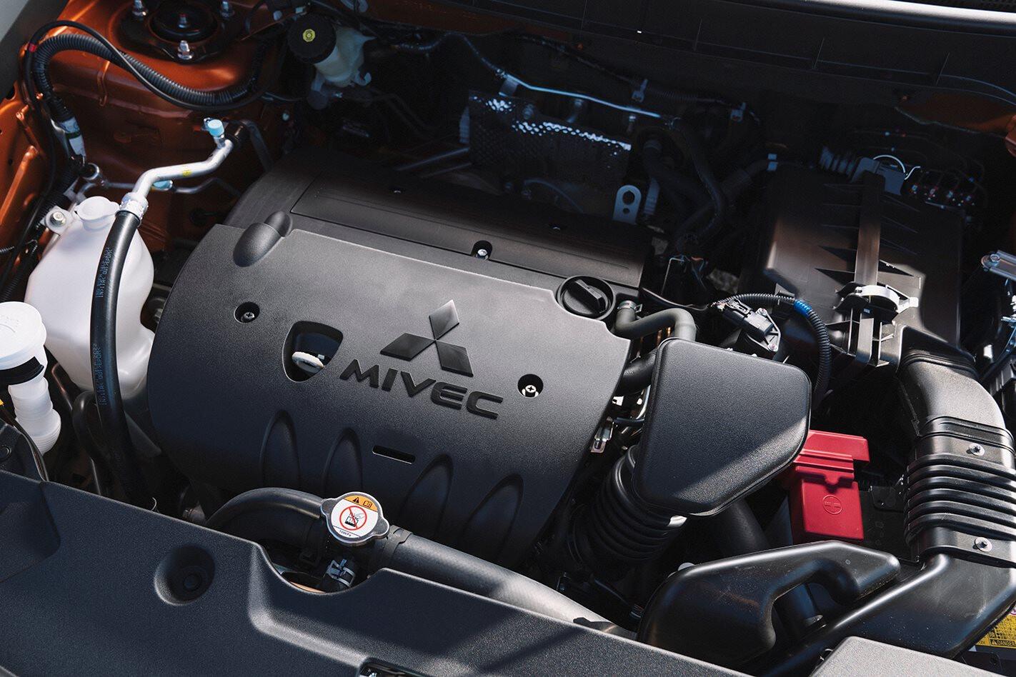 ASX 2.4l ENGINE