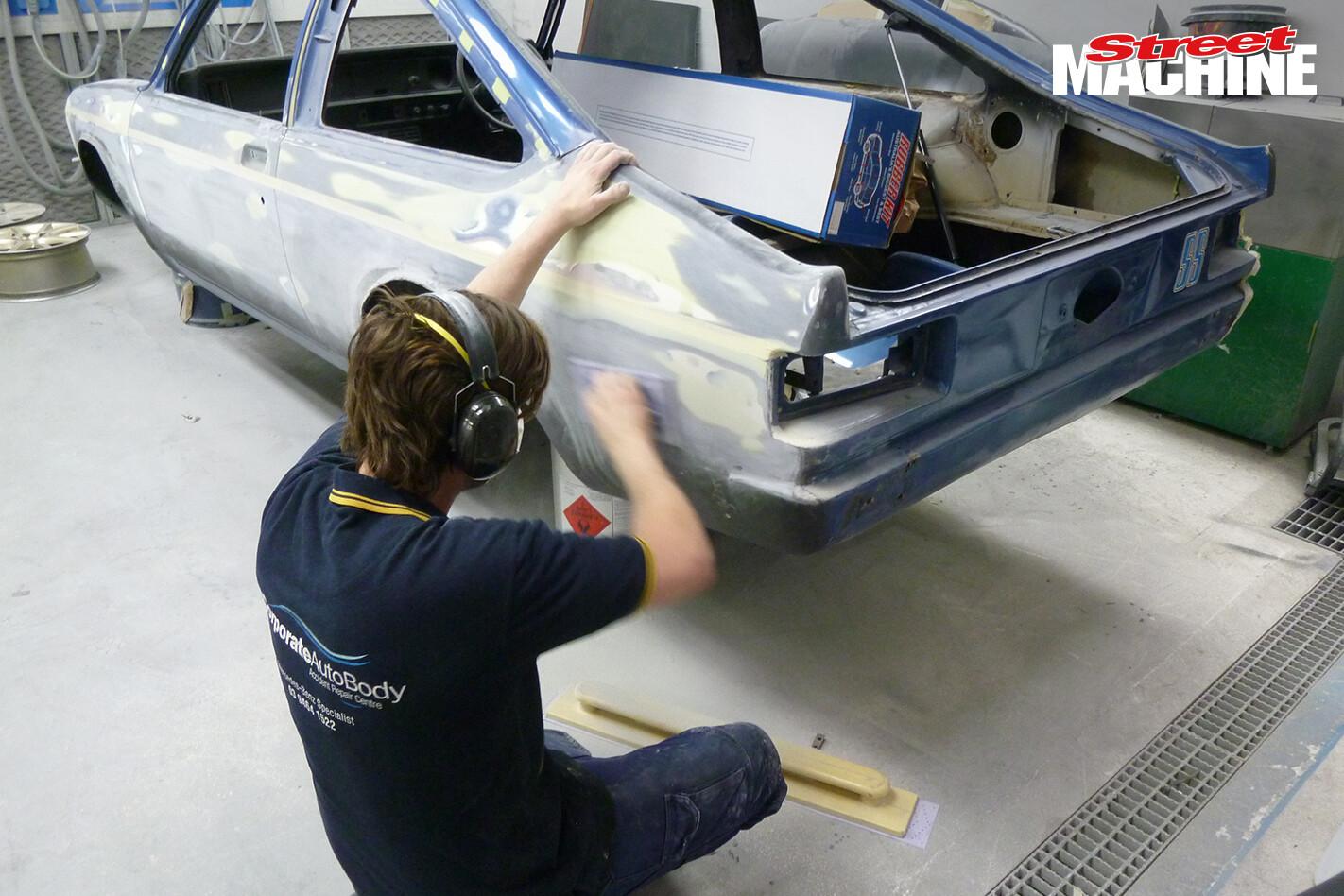 LX Torana Hatch Build 10 Nw