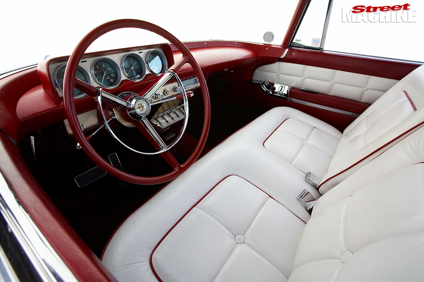 Lincoln by Ford interior