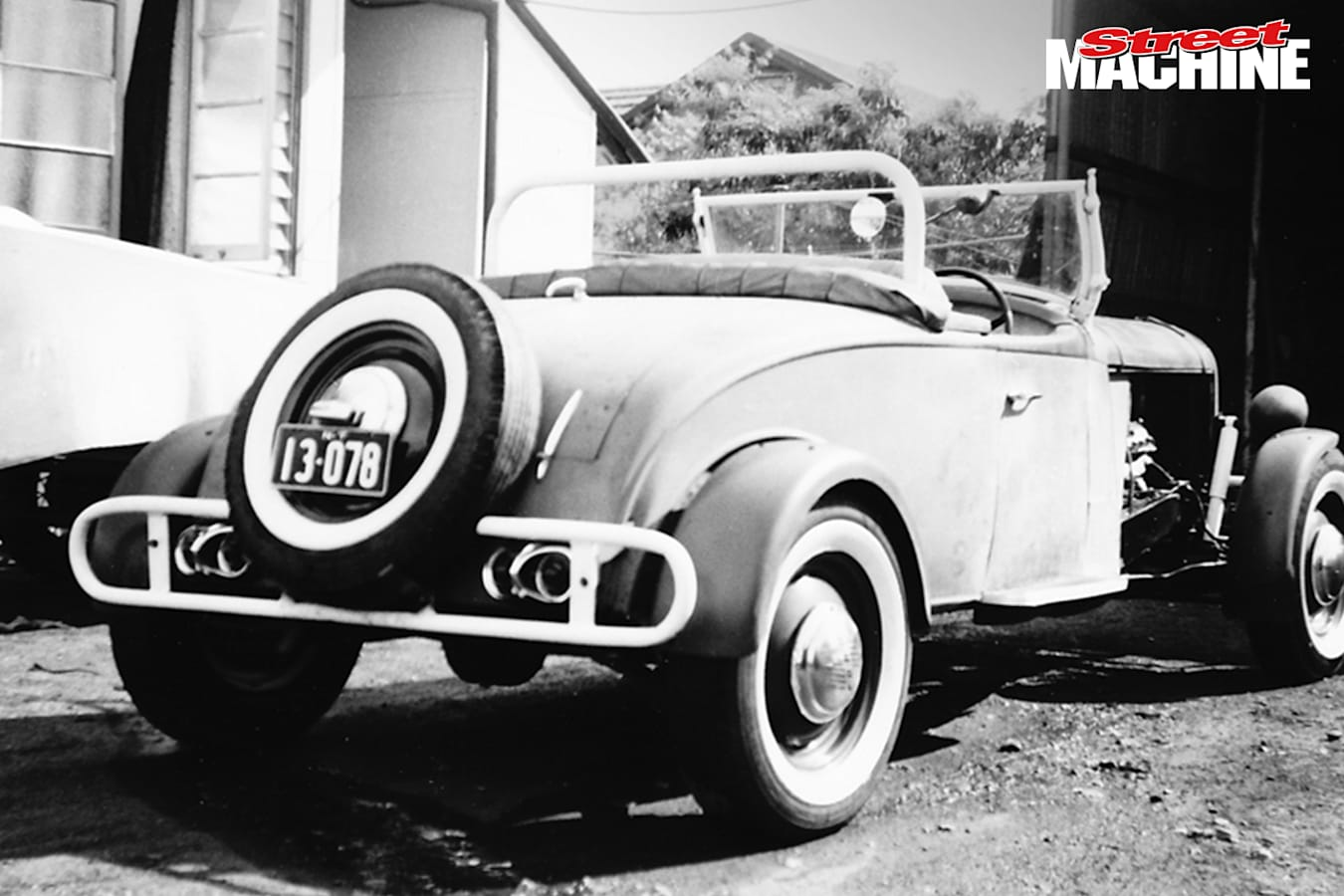 28 Willys Roadster