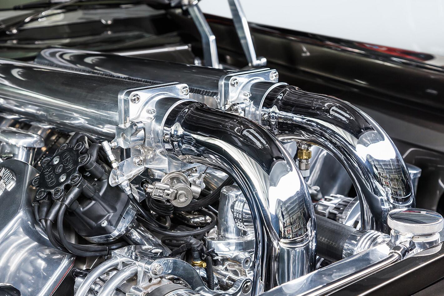 King Kong Cuda engine details