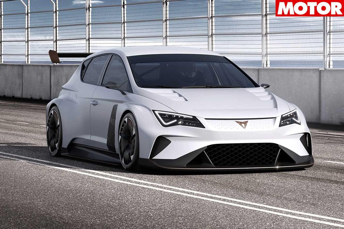 Cupra e Racer to debut at Geneva