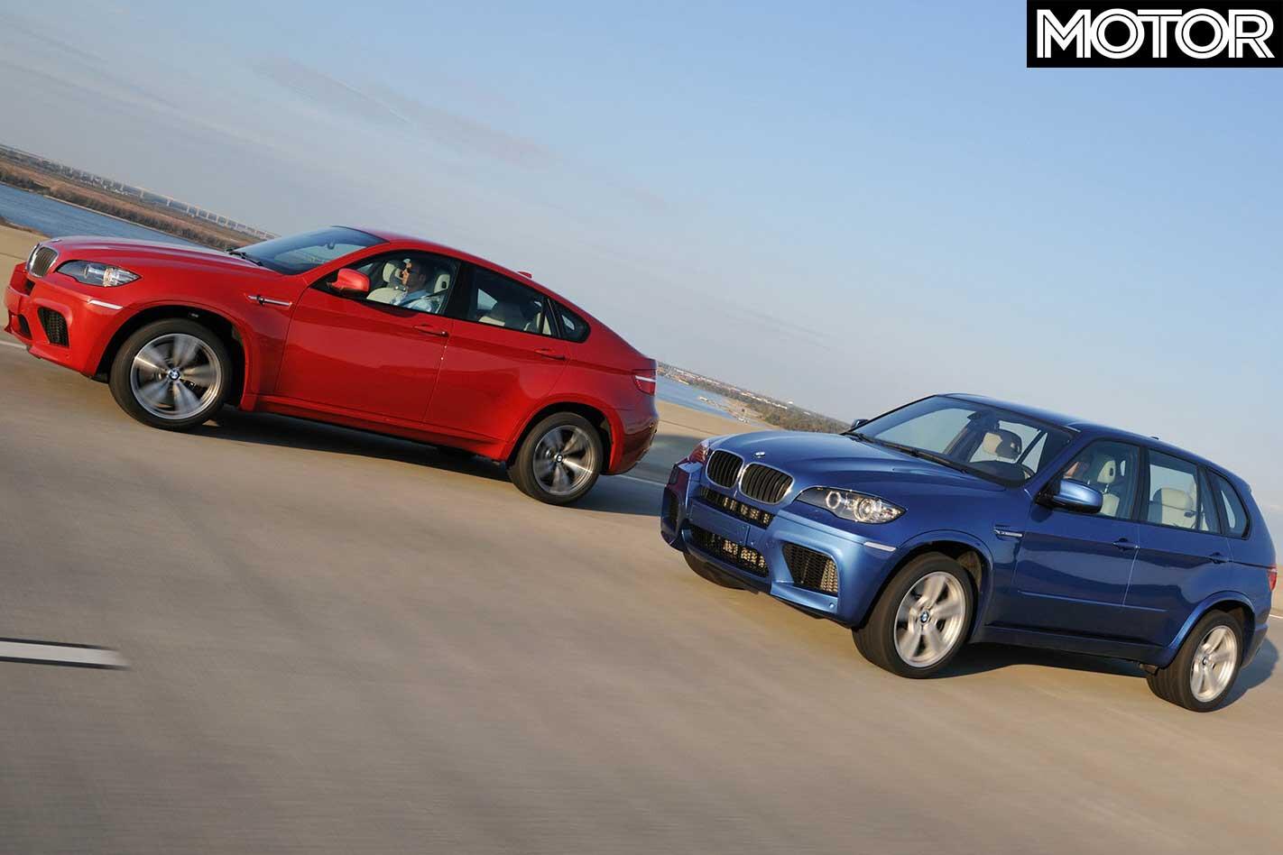 BMW X 5 M X 6 M Jpg