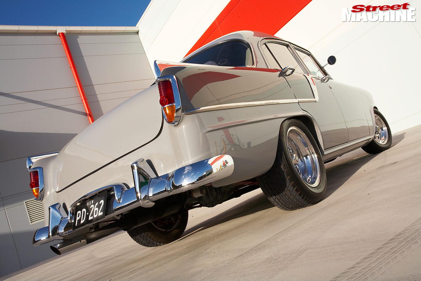 Holden FC rear