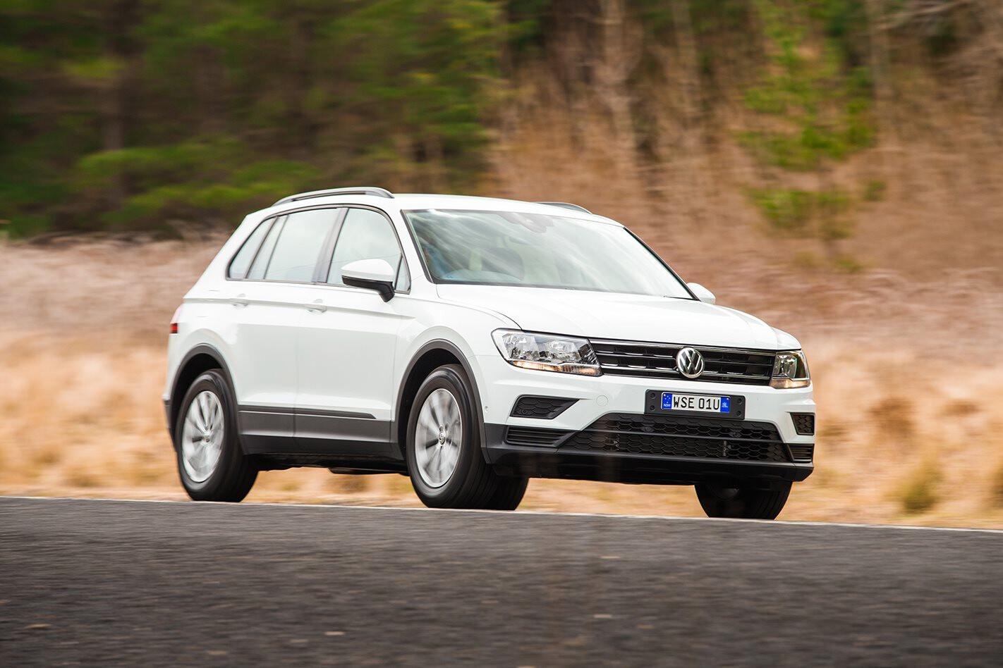 2017 Volkswagen Tiguan 110TSI Trendline DSG Quick Review