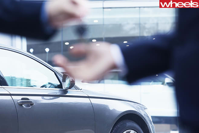 Car -dealership -car -purchase