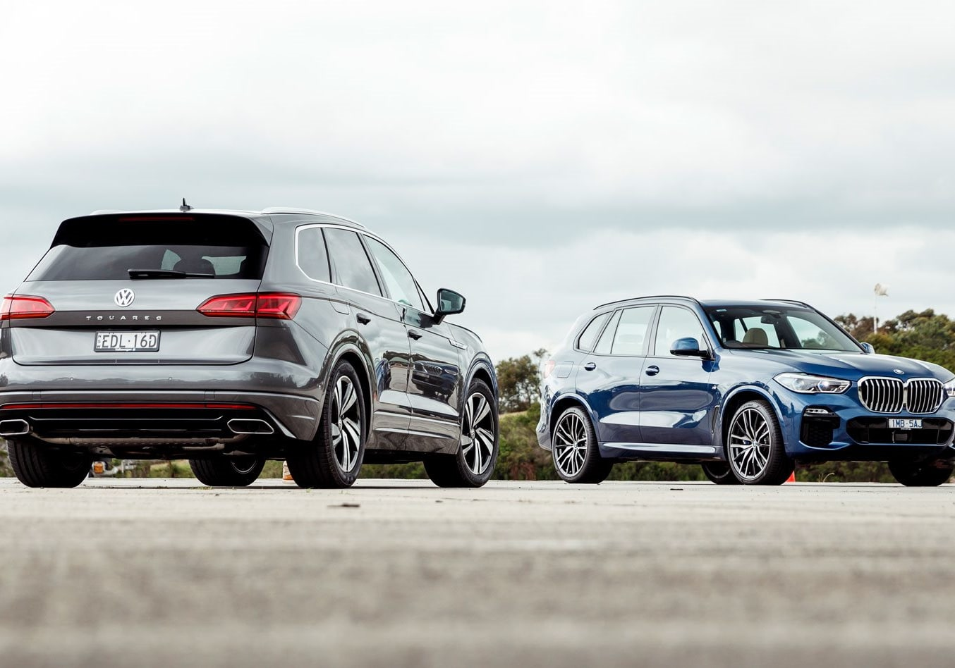 Wheels Car of the Year battle of the luxury SUVs