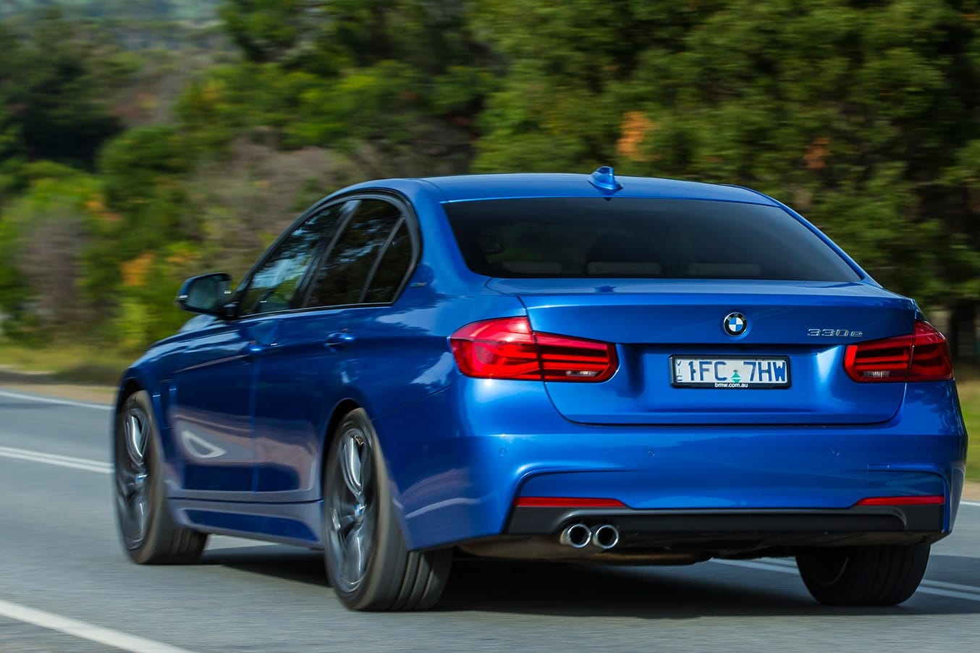 BMW 330 E Driivng Side Jpg