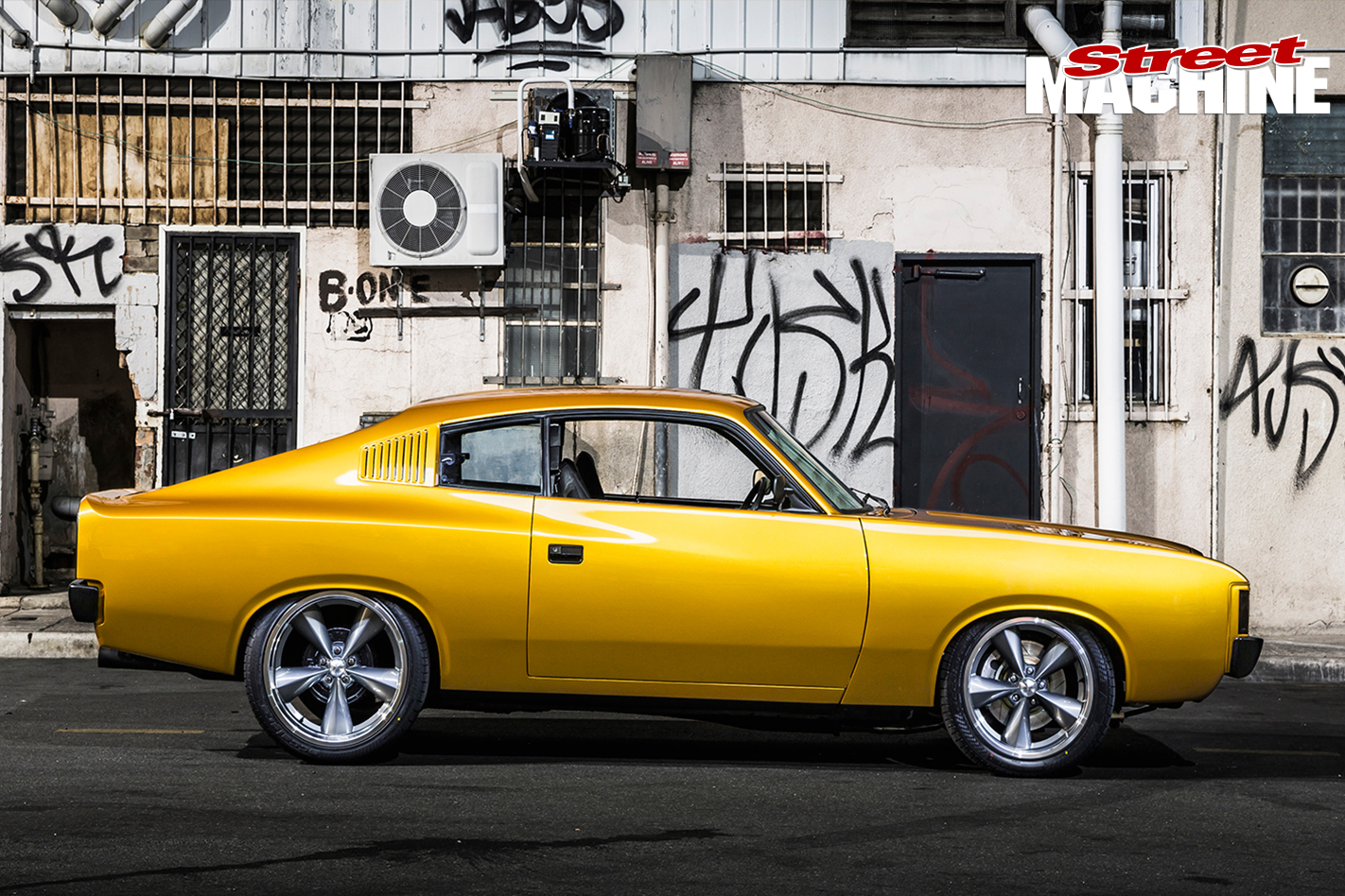 Chrysler -VJ-Charger -side -view