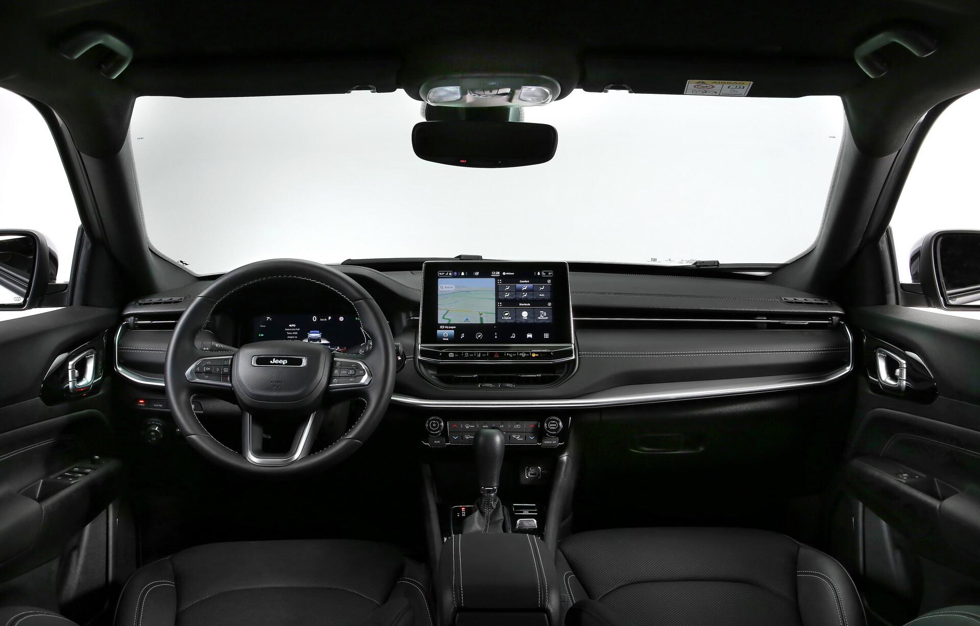 2021 Jeep Compass Europe 51 Jpg