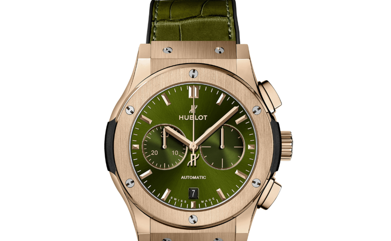 Hublot Classic Fusion Chronograph Watch