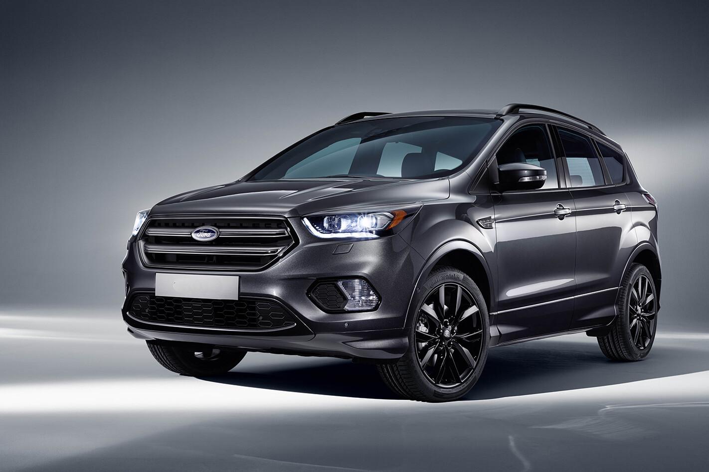 Ford Escape St Line Qtr Jpg