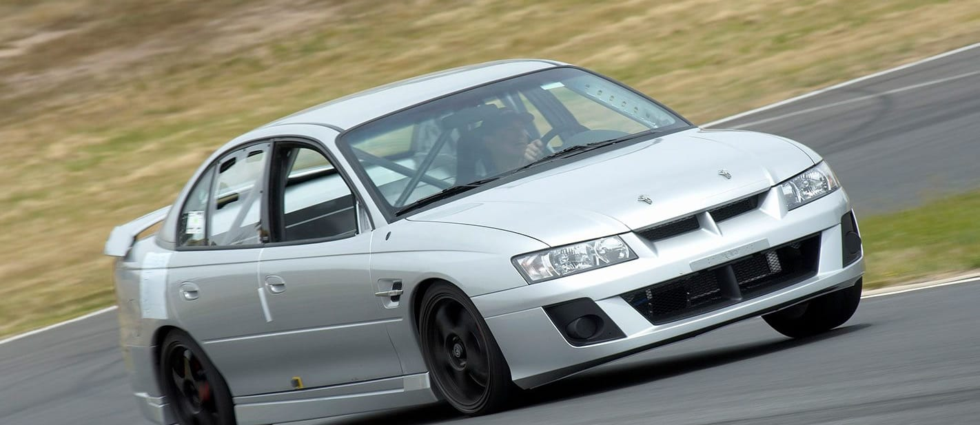 hsv clubsport r track drive