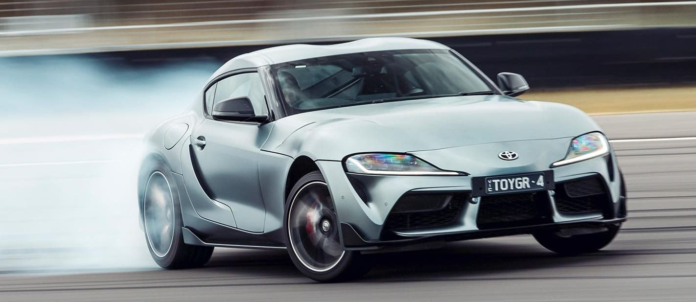 Updated Toyota GR Supra more power