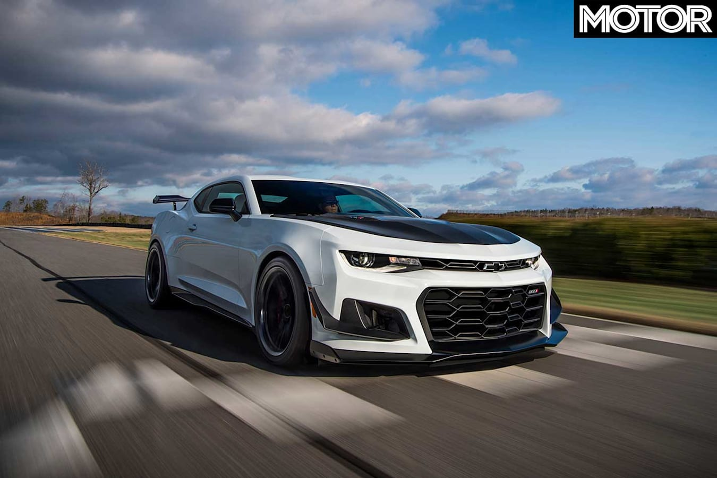 2018 HSV Chevrolet Camaro Need To Know 1 LE Jpg