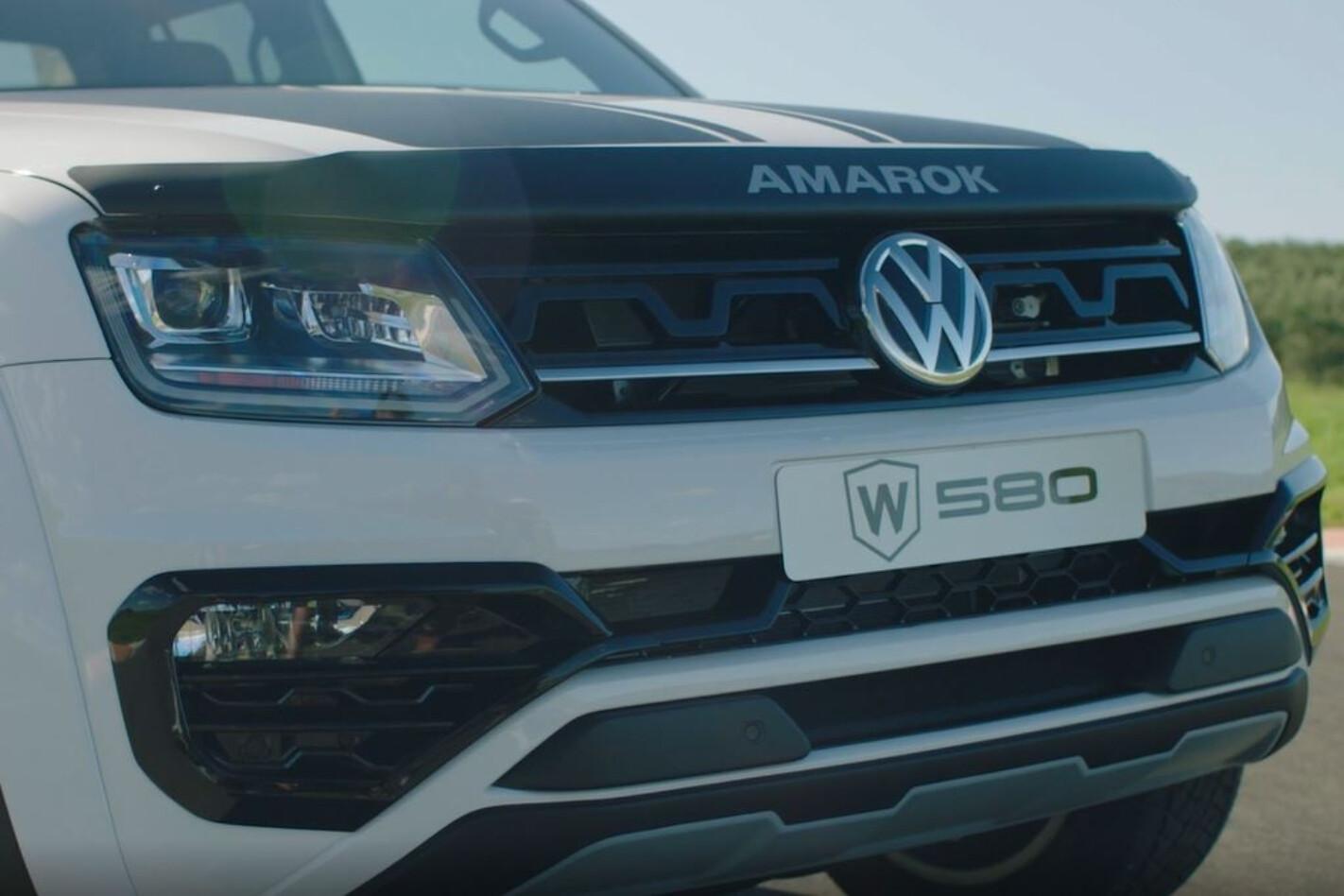 Volkswagen Amarok W580 Walkinshaw