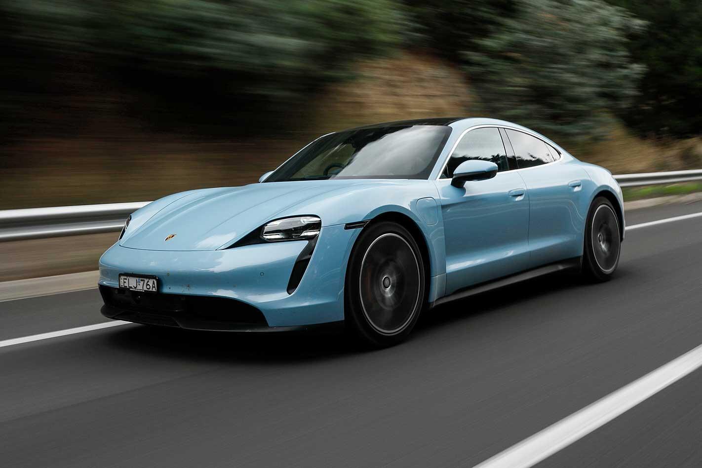 Porsche Taycan 4S review