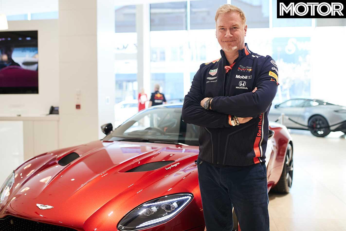 Marek Reichman Aston Martin Chief Creative Officer Jpg