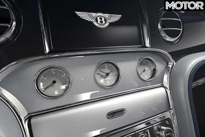 Bentley Mulsanne 6 75 Edition Dials Jpg