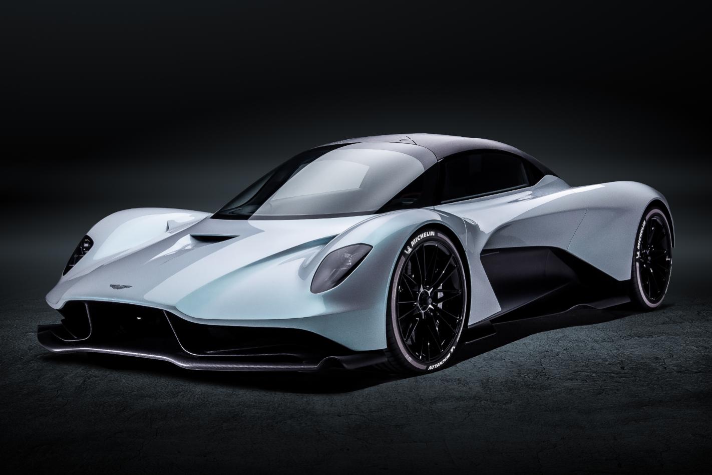 Aston Martin Valhalla Normal Png