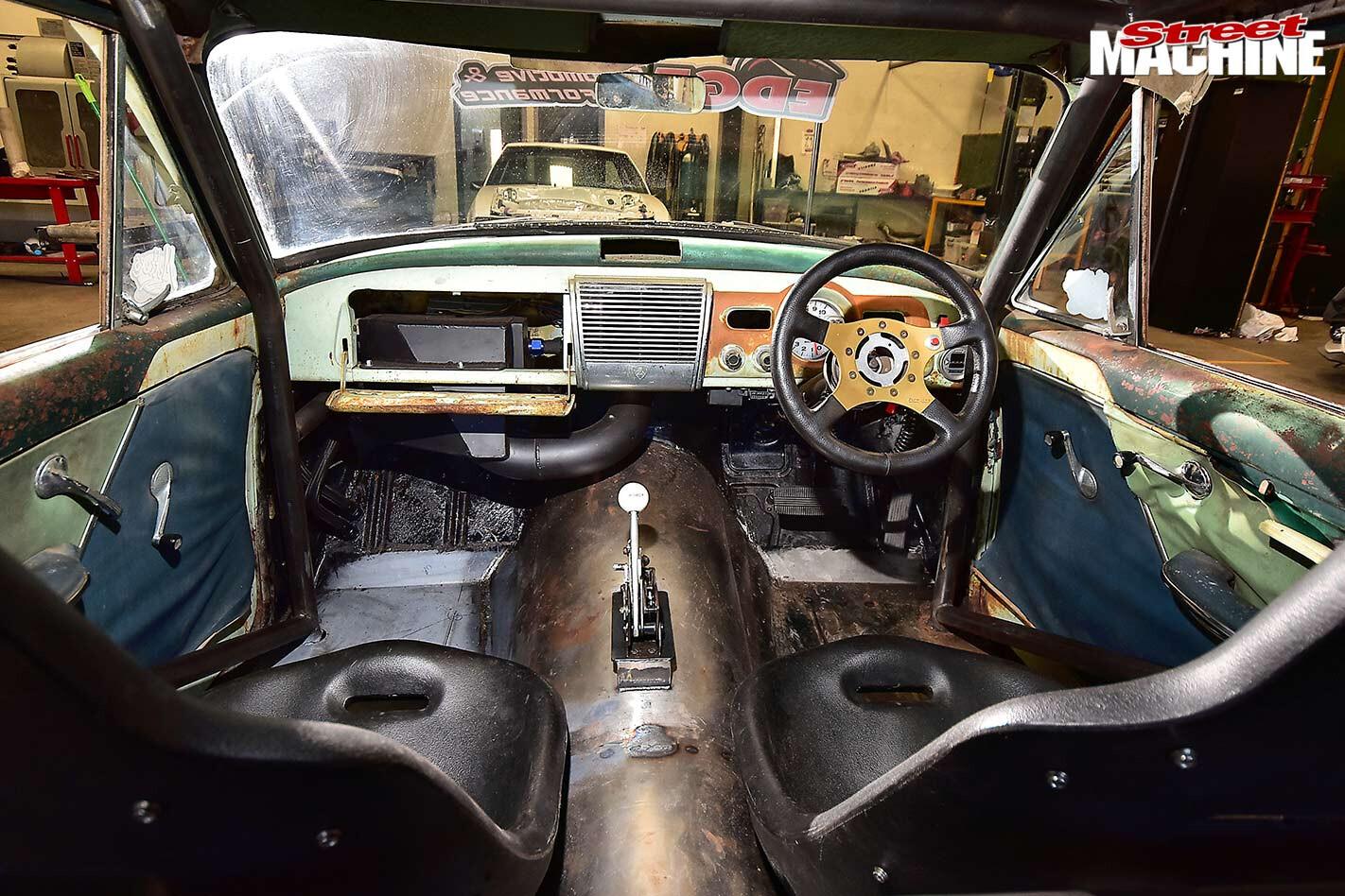 Holden FE dash