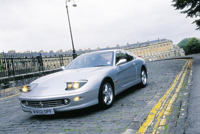 1998 Ferrari 456 M GT