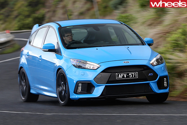 2016-Ford -Focus -RS