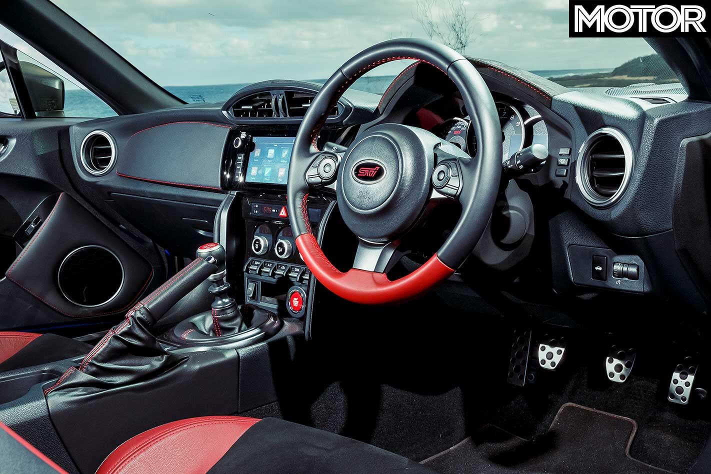 2018 Subaru Brz Ts Interior Jpg
