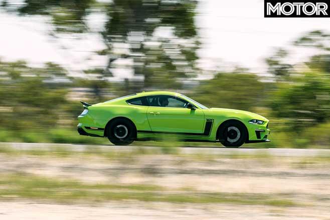 Ford Mustang R Spec Performance Jpg