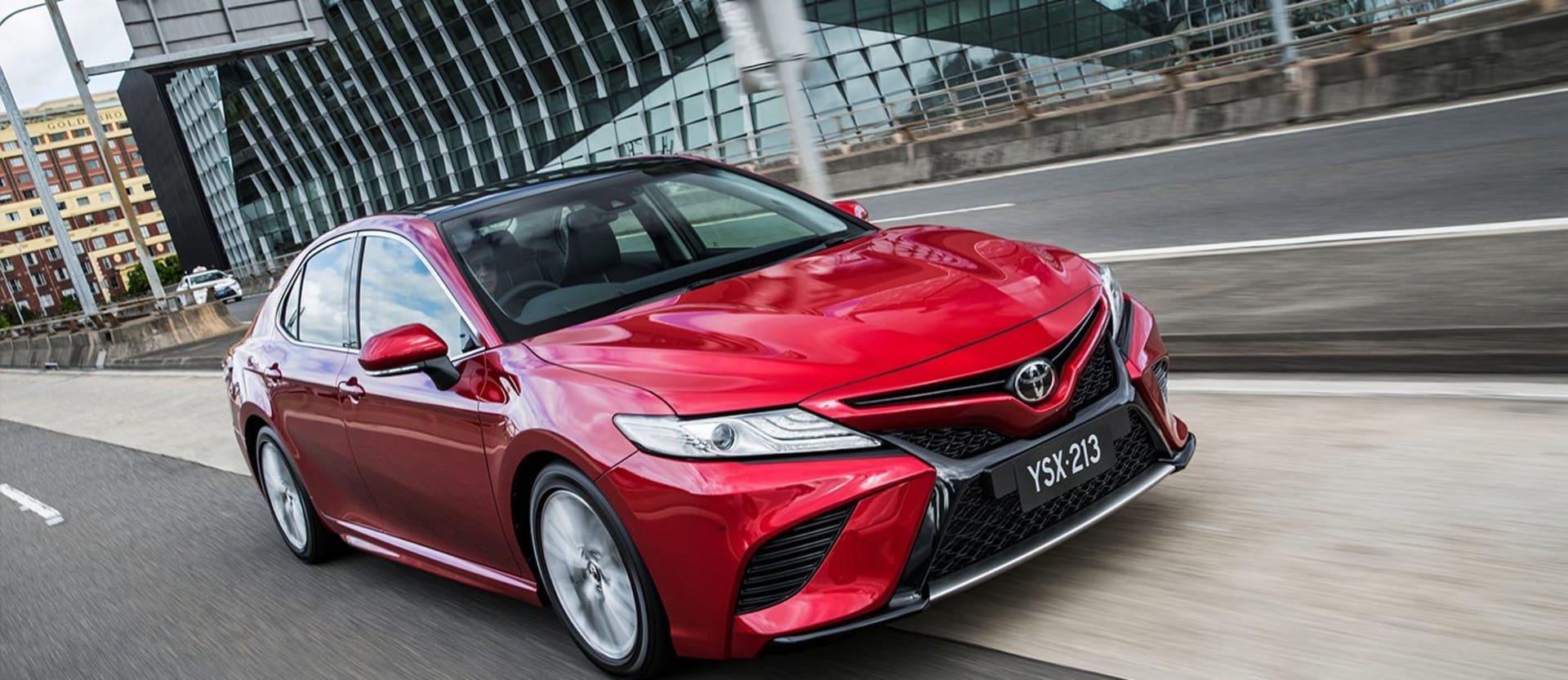 2018 Toyota Camry quick review