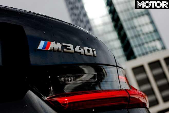 BMW M 340 I X Drive Badge Jpg