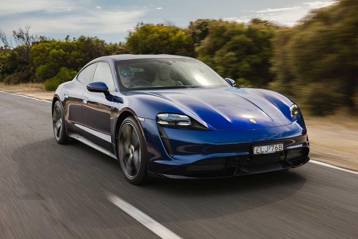 2021 Porsche Taycan Turbo review