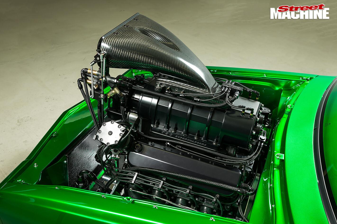 Holden -Torana -blower -rear