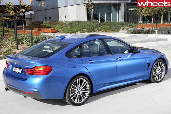 BMW-Gran -Coupe -side -top