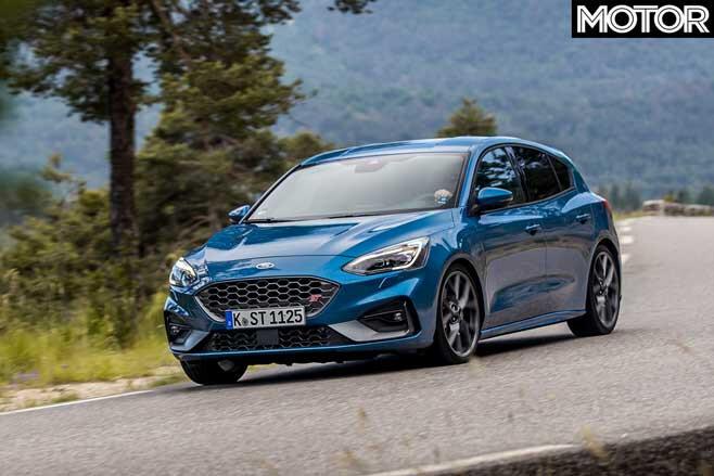 2020 Ford Focus ST Handling Jpg