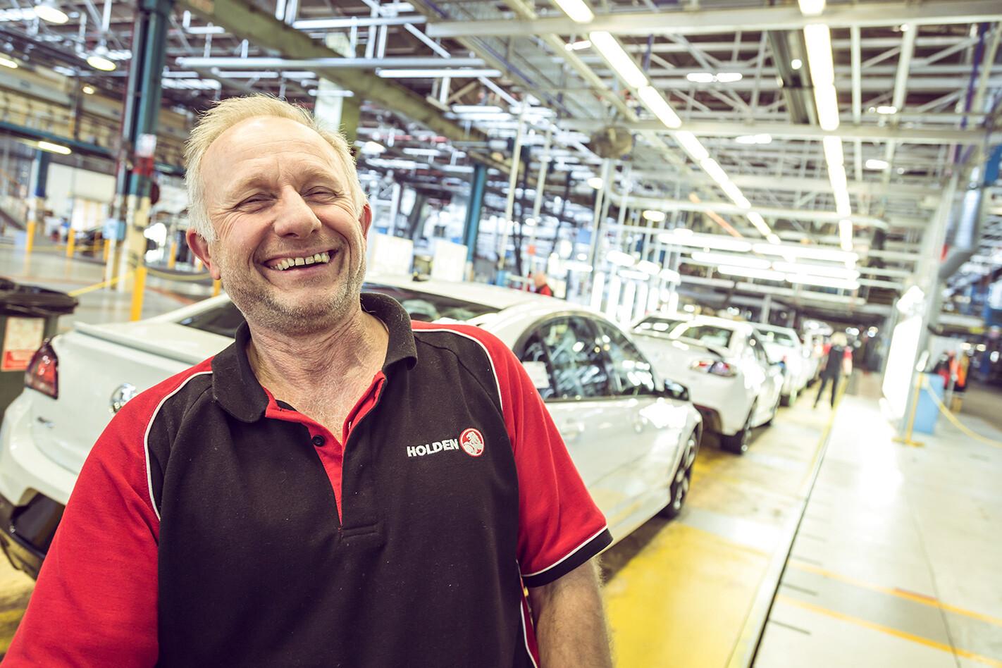 Holden Factory Closed Laugh Jpg