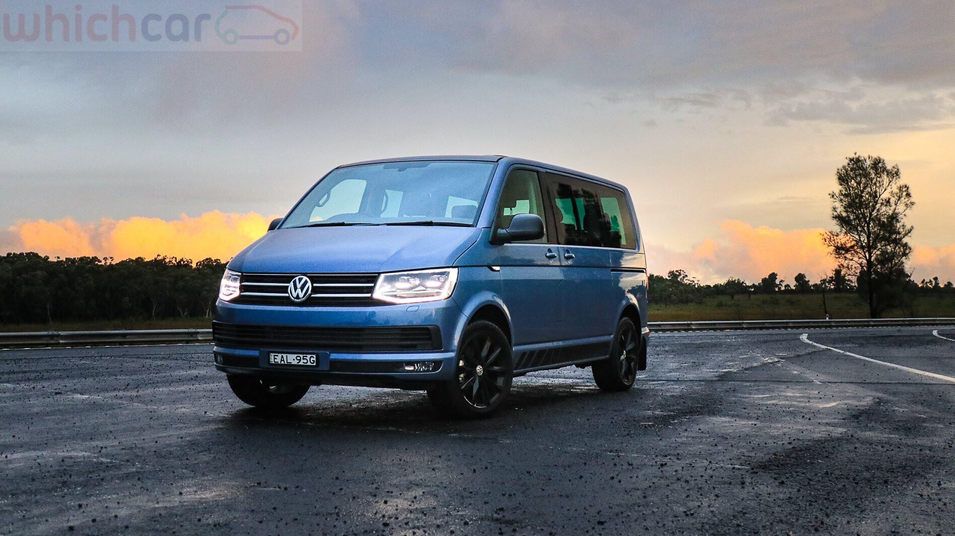 Volkswagen Multivan Black Edition 2019 1 Jpg