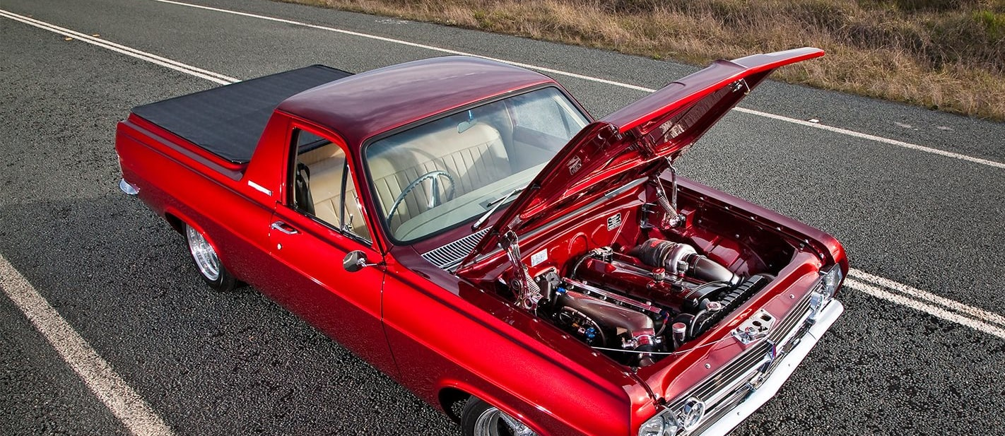 FULL FEATURE: NATHAN BOOTH'S SMOTY-WINNING UTE