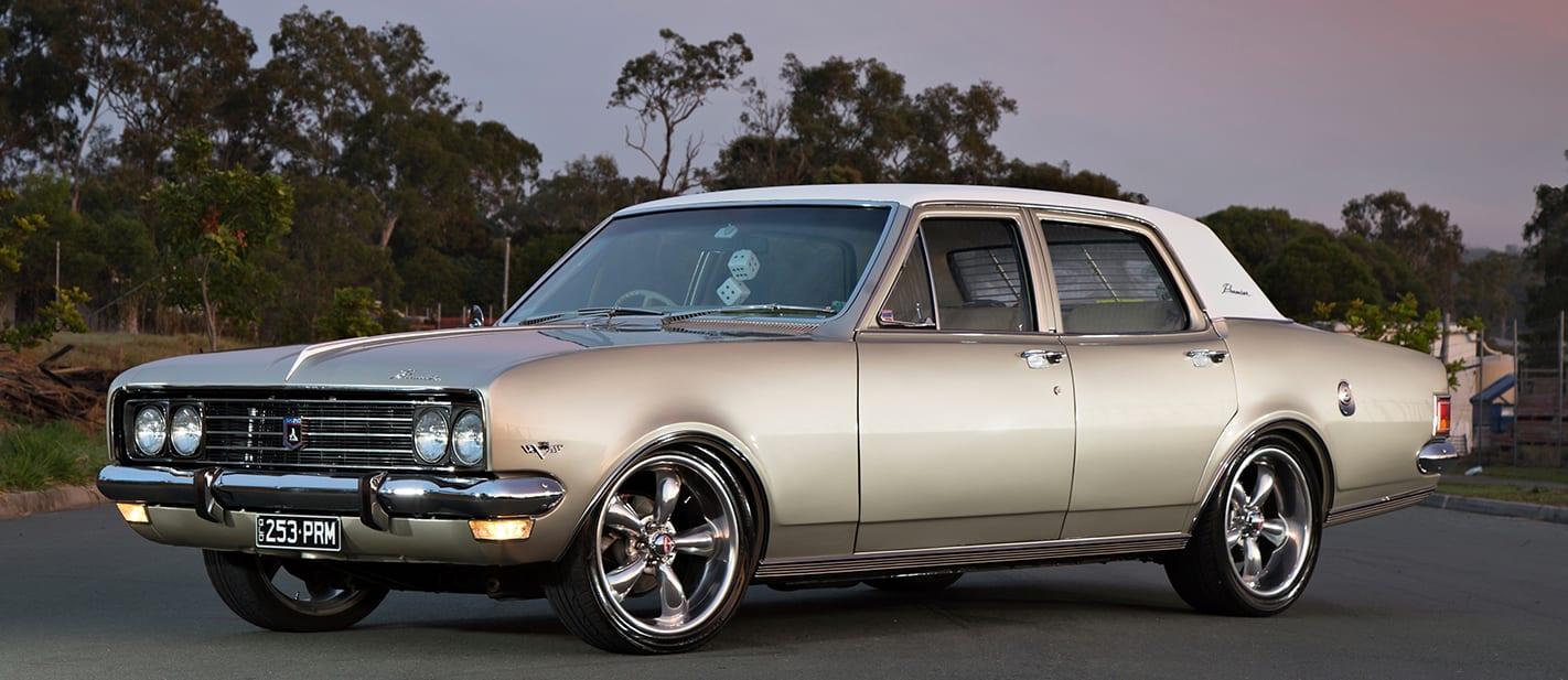 George Weber's HG Premier is a seriously clean cruiser