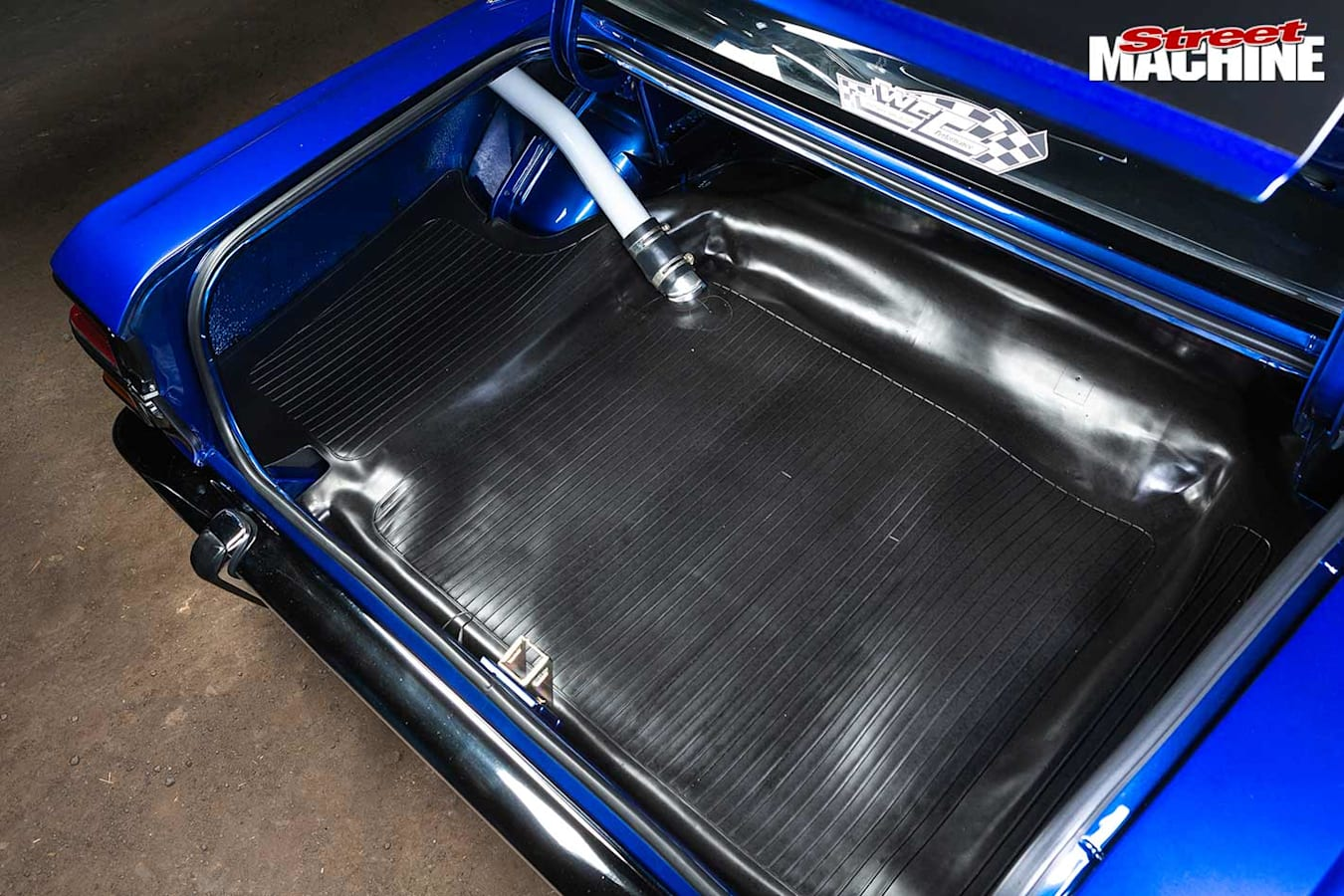 Ford XY Falcon boot
