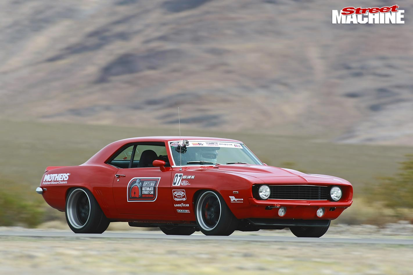 search for the ultimate street car