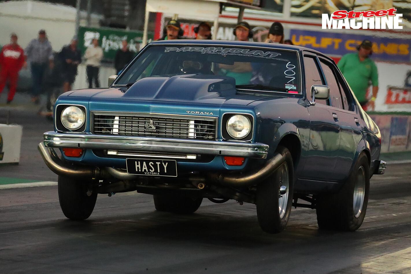 Holden LH Torana Turbo HASTY