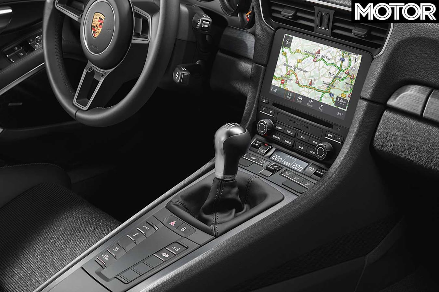 Porsche Investigating 9500 Rpm Street Legal 911 Touring Manual Jpg
