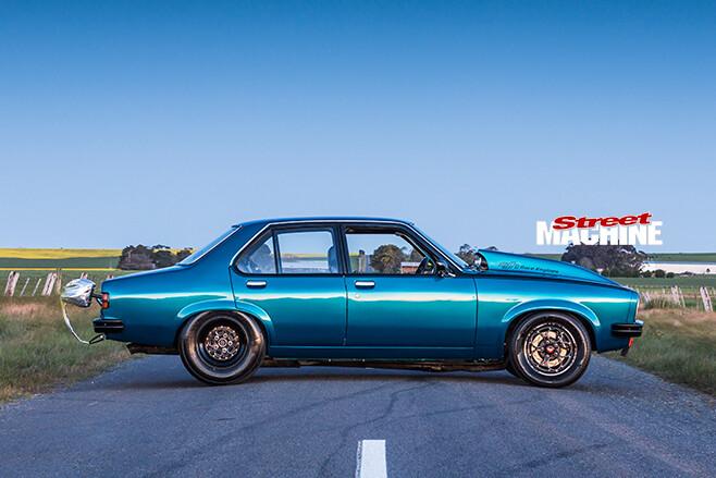 Holden LH Torana profile