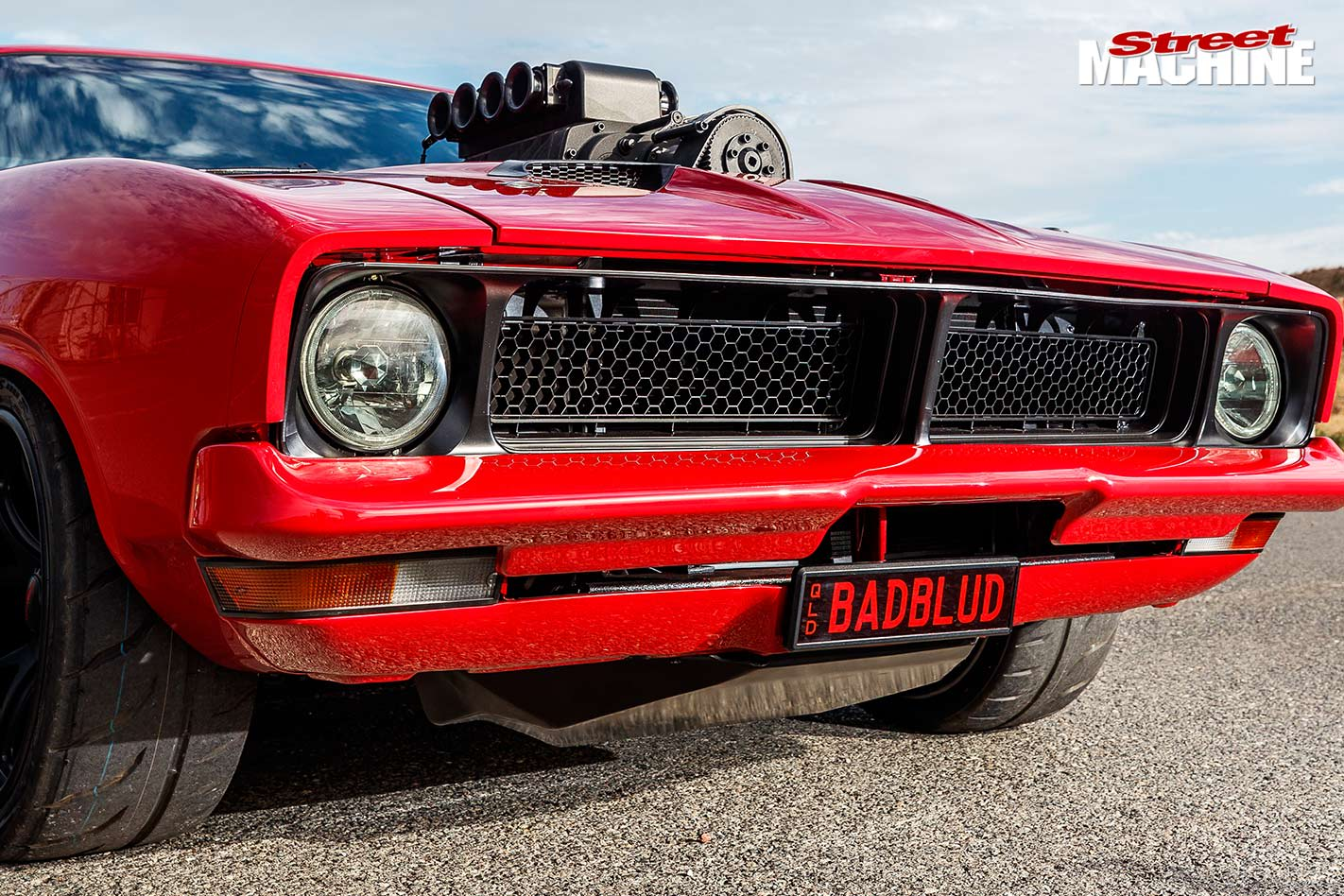 Ford XB Falcon front